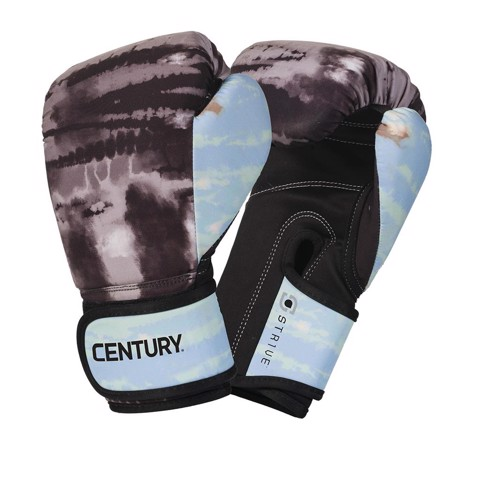 GĂNG TAY CENTURY STRIVE WASHABLE BOXING GLOVES - TIE DYE BLACK