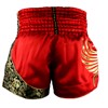 Quần Twins Special Muay Thai Shorts Red Gold T-151