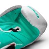 GĂNG TAY HAYABUSA T3 BOXING GLOVES - WHITE/TEAL