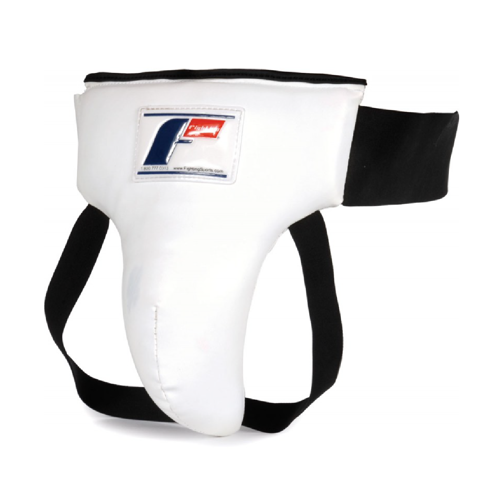 Bảo Hộ Hạ Bộ Fighting Sports Groin Ab Protector - White
