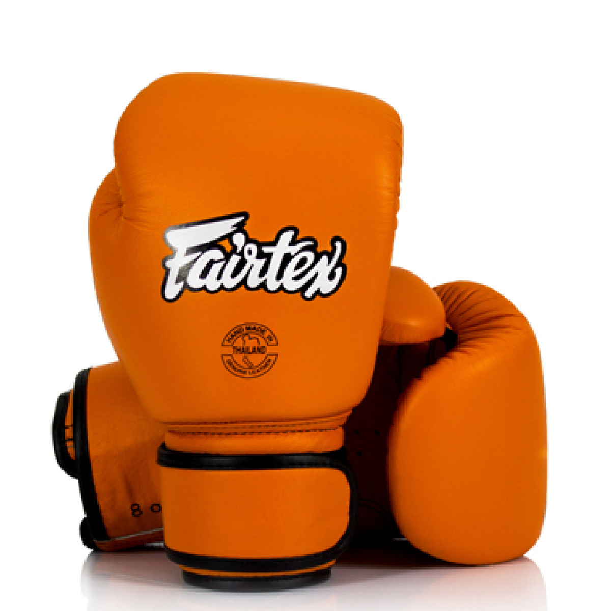 GĂNG TAY FAIRTEX BGV16 ORANGE BOXING GLOVES