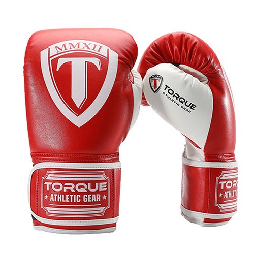 GĂNG TAY TORQUE 2.0 BOXING GLOVES  - RED/WHITE