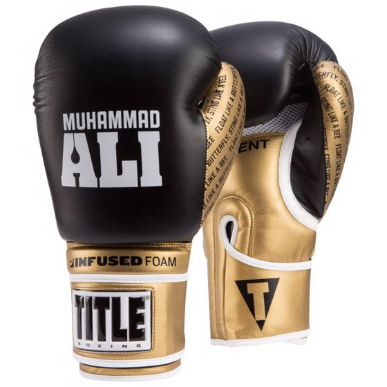 GĂNG TAY ALI INFUSED FOAM TRAINING GLOVES
