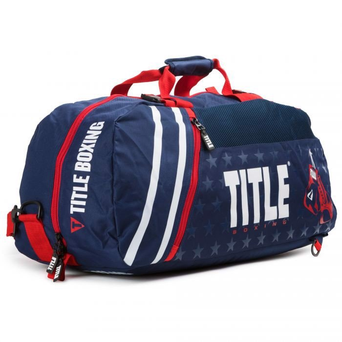 Túi/Balo Title World Champion Sport Bag/Backpack 2.0