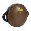 ĐÍCH ĐẤM LKP2 ROUND SHAPE PAD - BROWN/BLACK