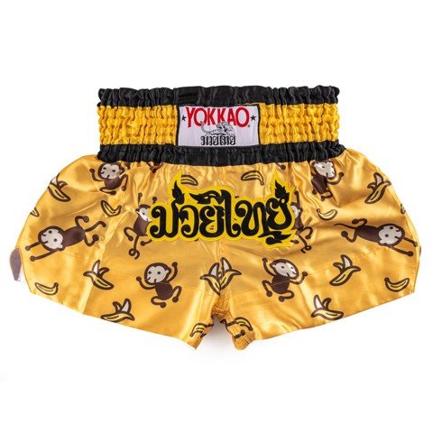 Quần Yokkao Tybs-117 Monkey Satin Shorts