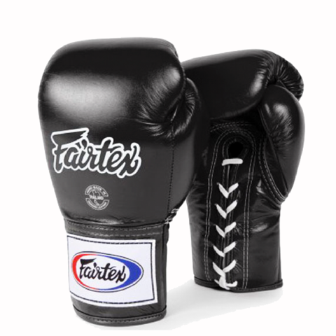 Găng Tay Fairtex Bgl6 Pro Lace-Up Gloves
