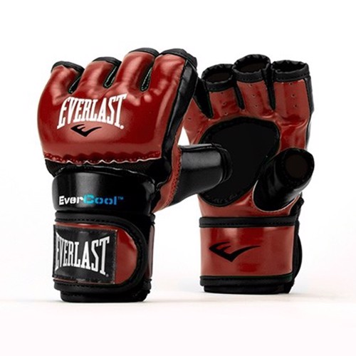 GĂNG TAY EVERLAST EVERSTRIKE TRAINING MMA GLOVES - RED/BLACK