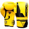 GĂNG TAY THROWDOWN WOLF FANG 2.0S BOXING GLOVES - YELLOW/BLACK