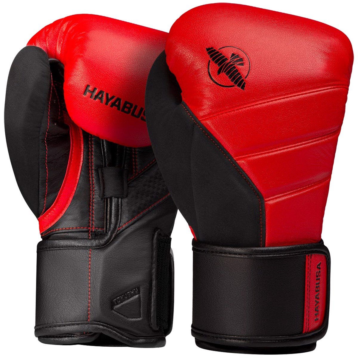 Găng Tay Hayabusa T3 Boxing Gloves - Red/Black