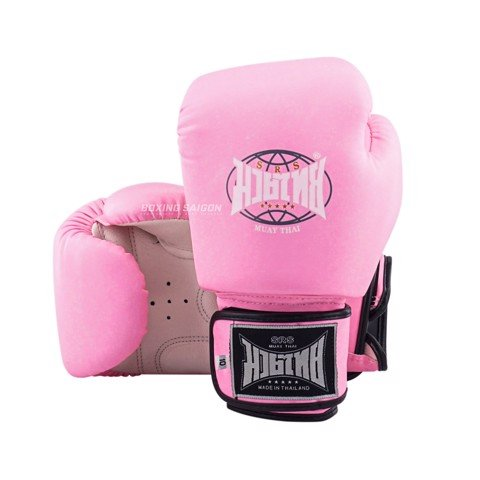 Găng Tay Srs Muay Thai & Boxing Gloves - Pink