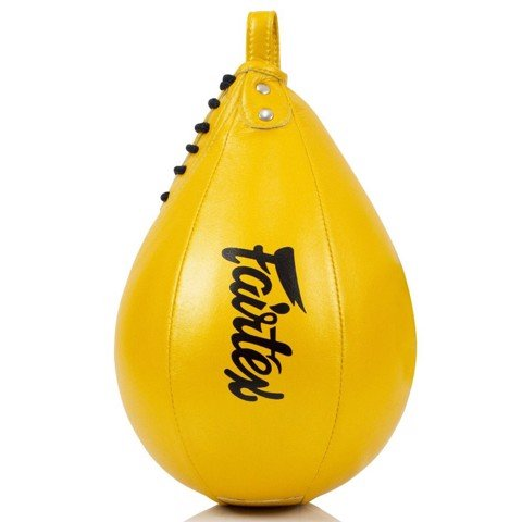 Banh Tốc Độ Fairtex Sb1 Speed Ball - Gold