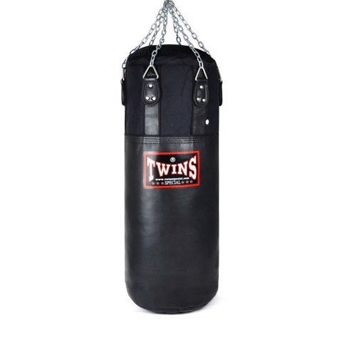 Bao Cát Treo Twins Hbnl1 100cm Leather-Nylon Heavy Bag - Black