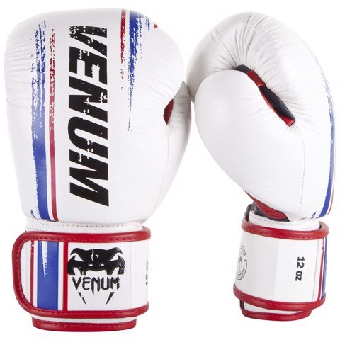 GĂNG TAY VENUM BANGKOK SPIRIT BOXING GLOVES - WHITE