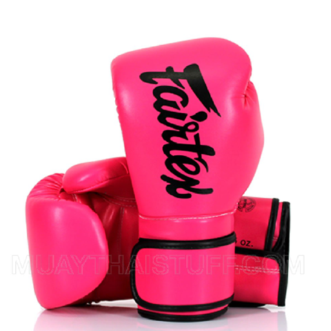 GĂNG TAY FAIRTEX BGV14 MICROFIBER LEATHER BOXING GLOVES