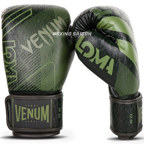 Găng Tay Venum Loma Edition Commando Boxing Gloves