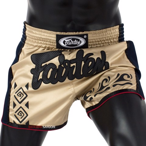 QUẦN FAIRTEX BS1713 TRIBAL MUAY SHORT