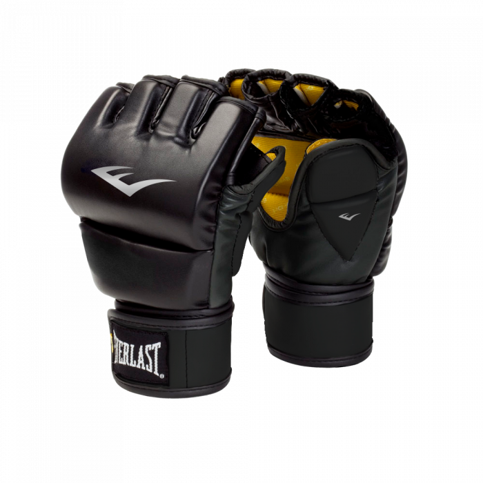 Găng Tay Everlast MMA Pro Leather Grappling Gloves