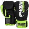 Găng Tay Venum Training Camp 2.0 Boxing Gloves - Black/Neo Yellow