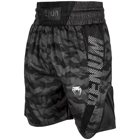 QUẦN VENUM ELITE BOXING SHORTS - URBAN CAMO/BLACK