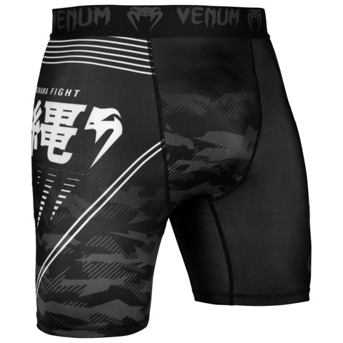 QUẦN BÓ VENUM OKINAWA 2.0 COMPRESSION SHORTS - BLACK/WHITE