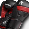 Găng Tay Hayabusa T3 Boxing Gloves - Black/Red