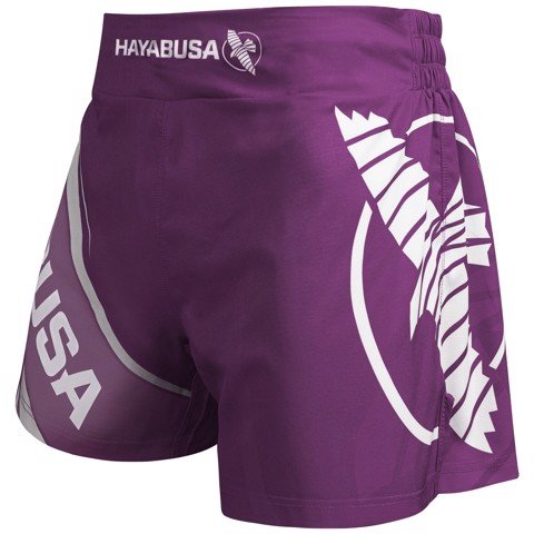 QUẦN HAYABUSA KICKBOXING SHORTS 2.0 - PURPLE