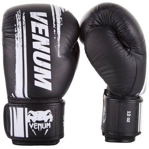 Găng Tay Venum Bangkok Spirit Boxing Gloves - Black