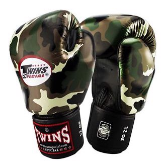Găng Tay Twins Fbgvl3-Ar Jungle Camo Boxing Gloves