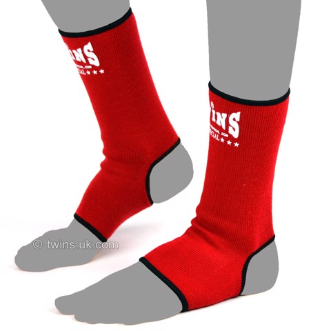 BẢO HỘ MẮT CÁ TWINS (TWINS ANKLE SUPPORTS - RED)