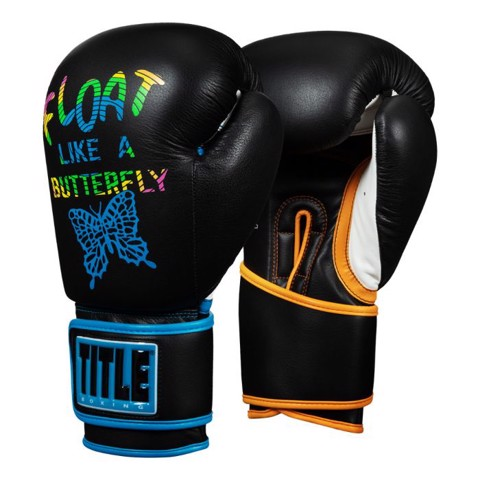 GĂNG TAY ALI FLOAT STING TRAINING GLOVES - BLACK