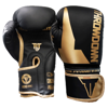 GĂNG TAY THROWDOWN WOLF FANG 2.0S BOXING GLOVES - BLACK/GOLD