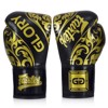 Găng Tay Fairtex Bglg2 X Glory Limited Edition Gloves - Black