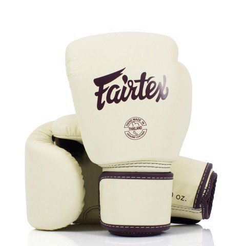 GĂNG TAY FAIRTEX BGV16 KHAKI BOXING GLOVES