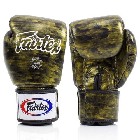 Găng Tay Fairtex Bgv1 Ancient Bronze Tight Fit Gloves