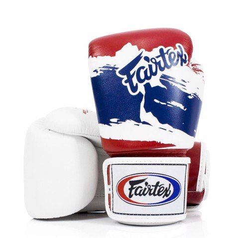Găng Tay Fairtex Bgv1 Thai Pride Muay Thai/Boxing Gloves