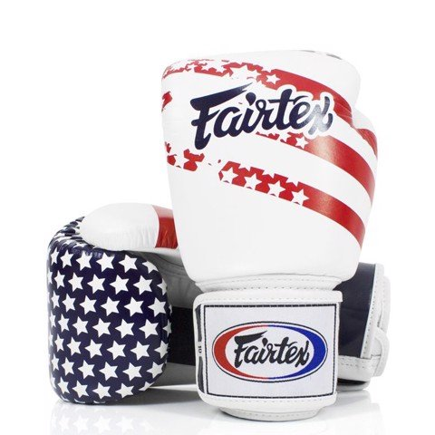 GĂNG TAY FAIRTEX BGV1 USA FLAG BOXING GLOVES