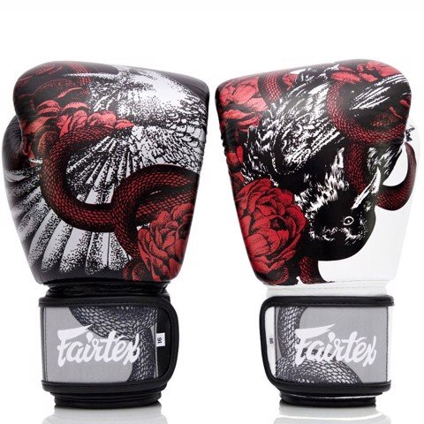 Găng Tay Fairtex Bgv24 The Beauty of Survival - Limited Edition Gloves