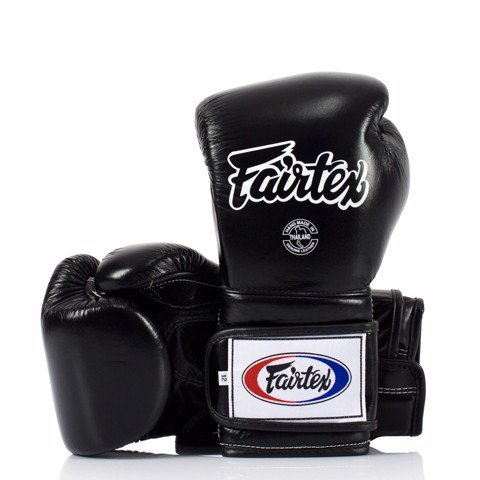 GĂNG TAY FAIRTEX BGV9 MEXICAN STYLE BOXING GLOVES - BLACK