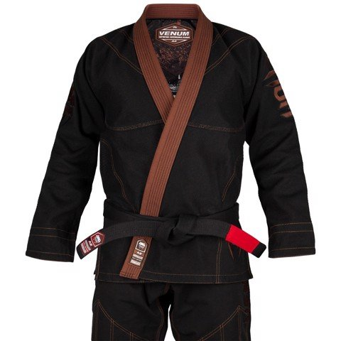 Gi Venum Absolute Gorilla Bjj Gi (Bag Included) - Black/Brown