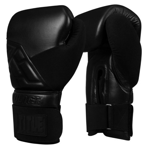 Găng Tay Title Black Phantom Bag Gloves