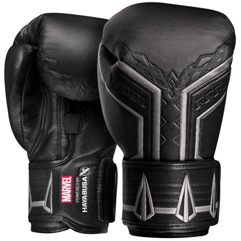 GĂNG TAY LIMITED EDITION HAYABUSA BLACK PANTHER