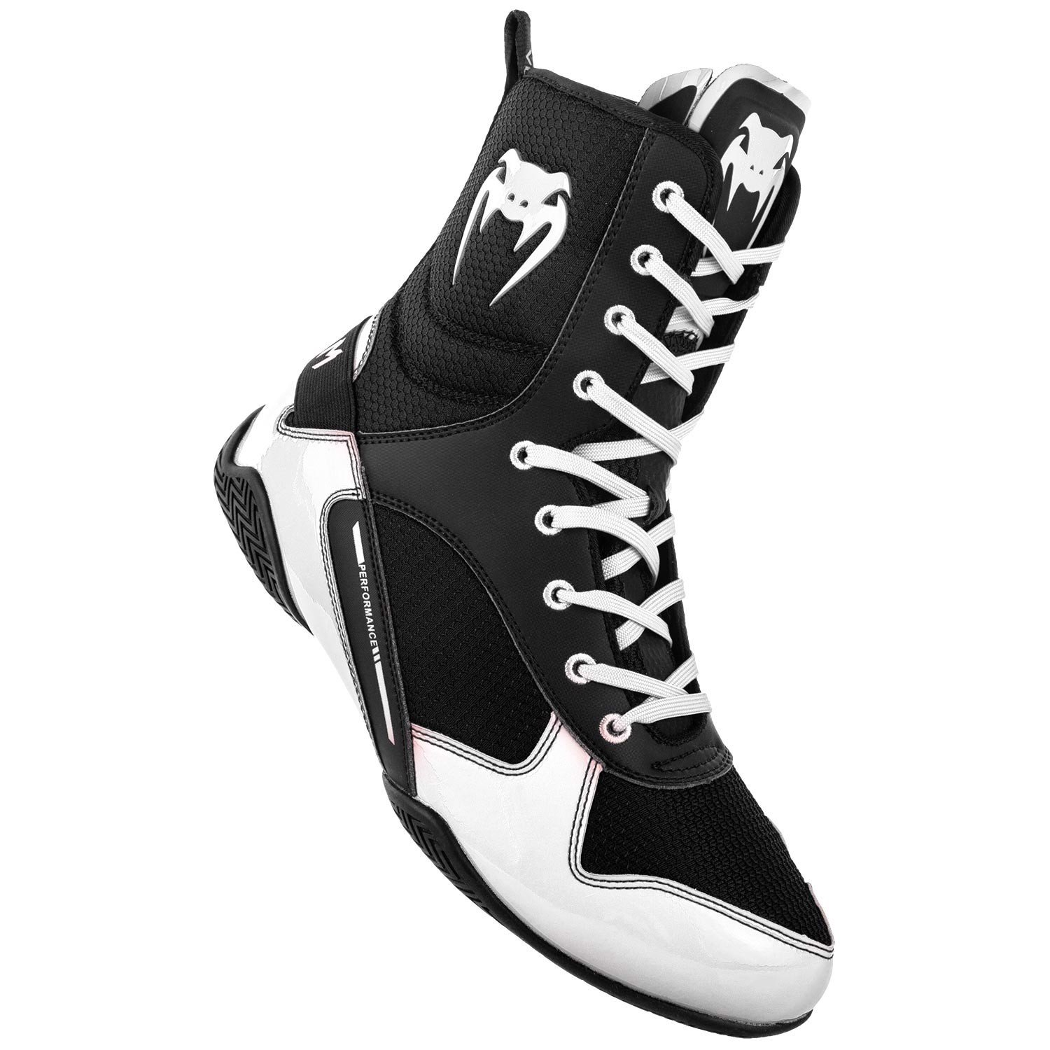 GIÀY VENUM ELITE BOXING SHOES - BLACK/WHITE