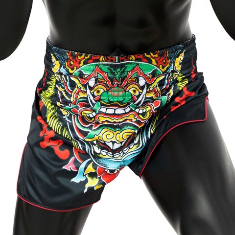 Quần Fairtex Bs1912 Kabuki Slim Cut Muay Short