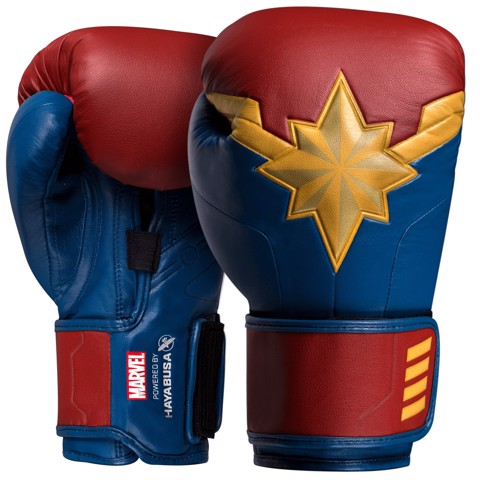 GĂNG TAY LIMITED EDITION HAYABUSA CAPTAIN MARVEL