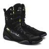 Giày Rival Rsx-One Classic High Top Boxing Shoes - Black/Lime