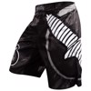 QUẦN HAYABUSA CHIKARA 3 FIGHT SHORT - BLACK