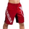 QUẦN HAYABUSA CHIKARA 4 FIGHT SHORT - RED