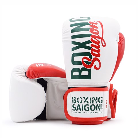 Găng Tay Boxing Saigon Inspire - Flag of Mexico