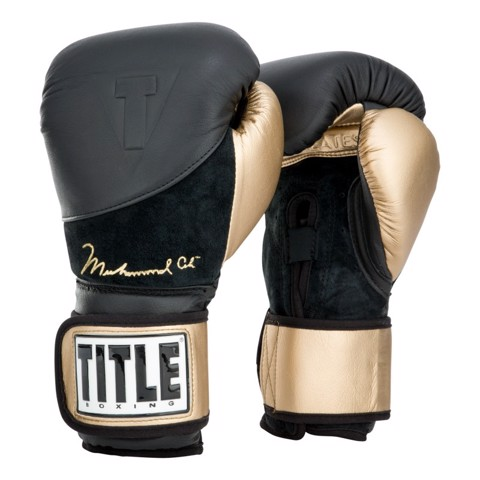 Găng Tay Title Ali Legacy Heavy Bag Gloves